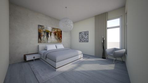 bedroom - Bedroom - by amit kaplan