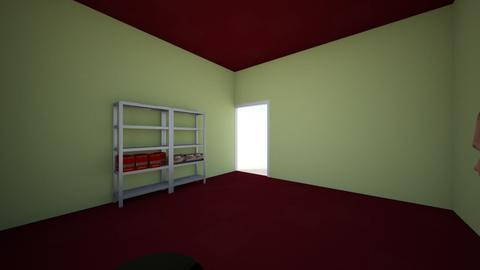 salat room - Classic - by hafsabari