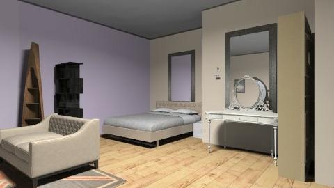 by paulina - Bedroom - by karolina1408