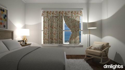 Minimal Design Bedroom - Bedroom - by DMLights-user-1334755