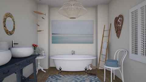 Bathroom Maritime - by JM Krab