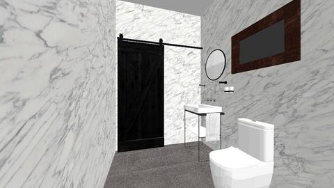 kwang_bathroom - Bathroom - by som_jeed