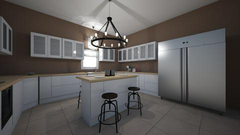 Dream Kitchen - Modern - Kitchen - by Isabelle08