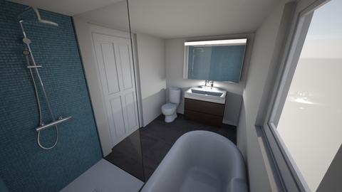 Badrum - Bathroom - by robindeblanche