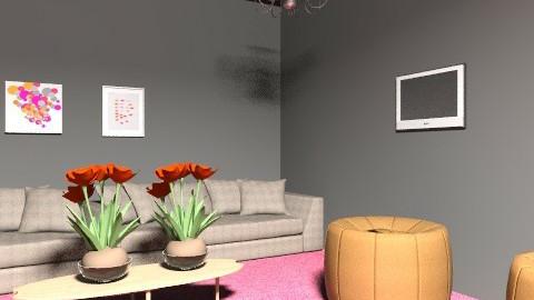 luxury/vintage  - Vintage - Living room - by Hayat Ahmed