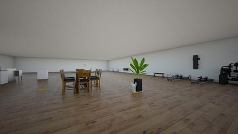 henk - Living room - by tony1458