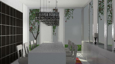 Moooi Dining Room - Dining Room - by 3rdfloor