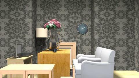furni fan - Masculine - Living room - by hamna298