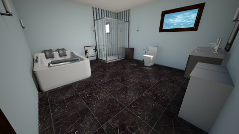 room 4 - Bathroom - by ivka3131