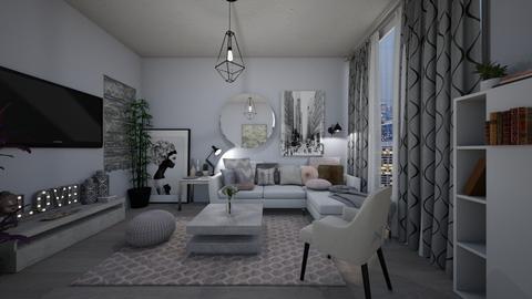 Rose - Living room - by tomorrowneverdie22
