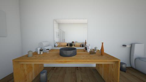 testekk - Bathroom - by Araujo