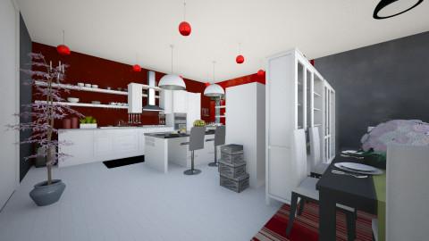 Kitchen - Kitchen - by Michka Martina