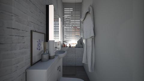 Casa243Bathroom - Eclectic - Bathroom - by nickynunes