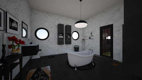 Bathroom - Bathroom - by chynadoll85