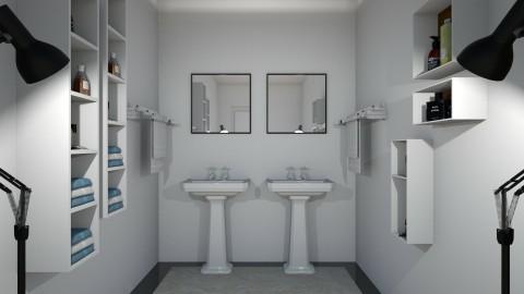 Wash Up - Modern - Bathroom - by millerfam
