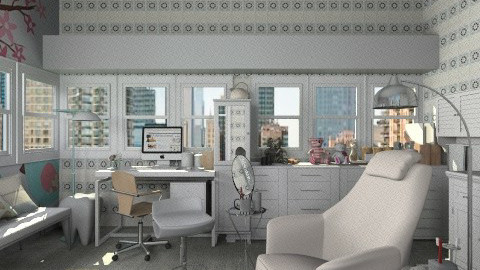 relax_it might be a while - Office - by Ariadne491