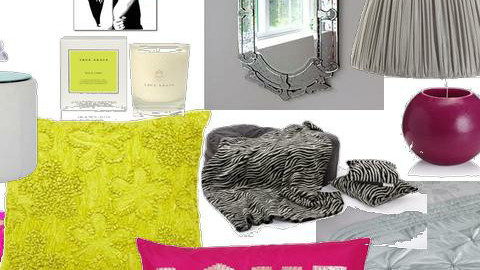 LMEFRBED3 - Glamour - Bedroom - by my interior stylist