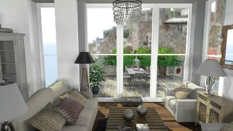 gytheioj - Country - Living room - by naki1