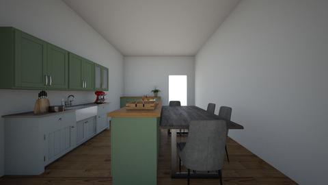 sss - Kitchen - by Sarah De Clercq
