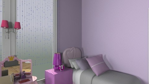 sissy - Bedroom - by Danz Zerah David
