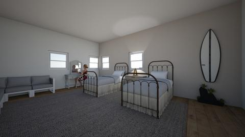 emmas bedroom - by emmaannalise
