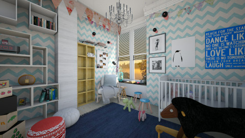 bolden sunshine - Modern - Kids room - by sometimes i am here
