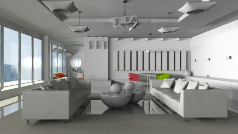 Project A Lobby showroom - Modern - Office - by monicasabile