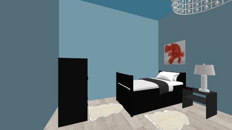 luxuri modern dream house - Modern - by em2