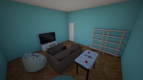 room - Living room - by guillermofersan