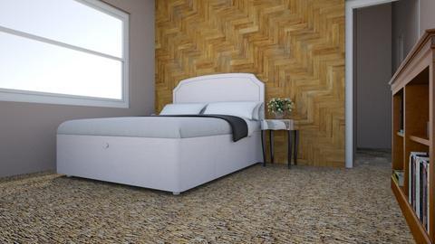 bens bedroom 2 - Bedroom - by bengelst