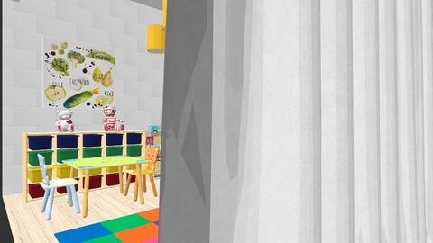 Playroom - Kids room - by brunosilvadev