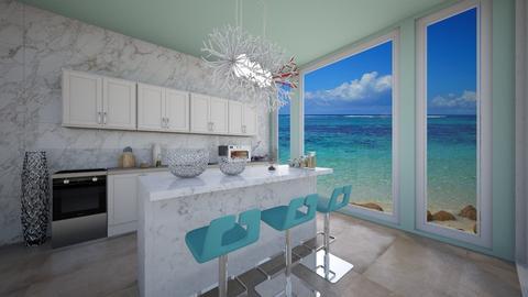 sea - Kitchen - by graziapiana123