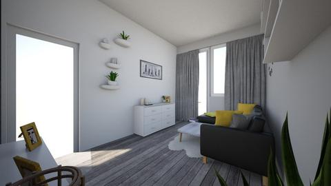 salon - Living room - by ewelinazaj2