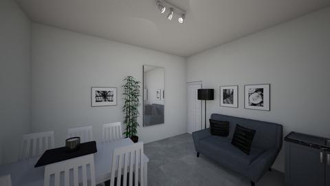 Living Room VD - Living room - by UniverseFloater