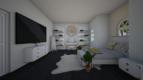 Room 1 - Modern - Bedroom - by Joy Oke