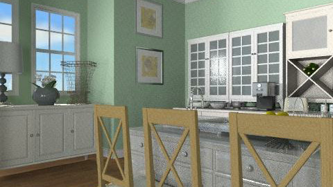 Growing Family Home: Kitchen 1 - Country - Kitchen - by reedj0218