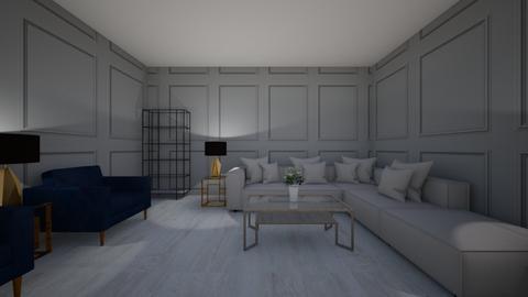 Living Room 1 - Living room - by Poey