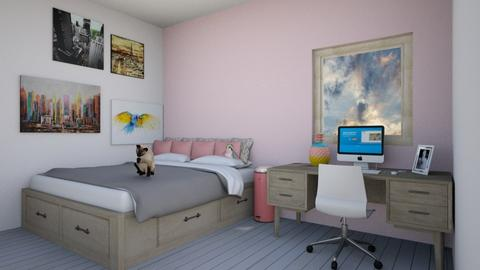 Tweens room - Bedroom - by Crazy cat girl 10