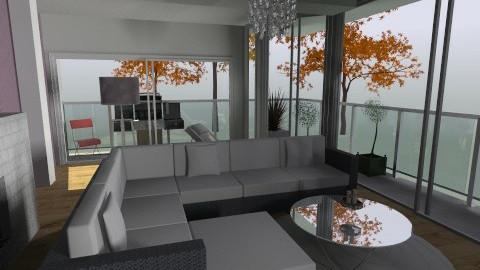 Livingroom 4 - Modern - Living room - by oxigen