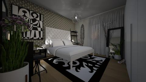 My Version for Flat 24 - Classic - Bedroom - by LuzMa HL
