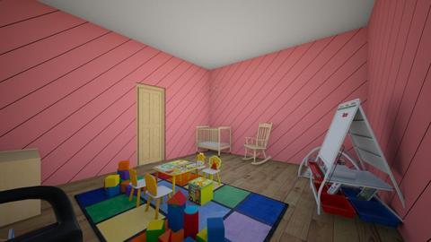 new born baby room - Kids room - by jhembry