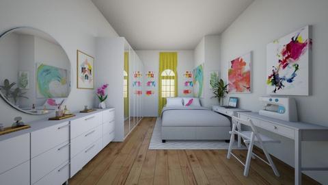 roomy5 - Bedroom - by bittersweetfree