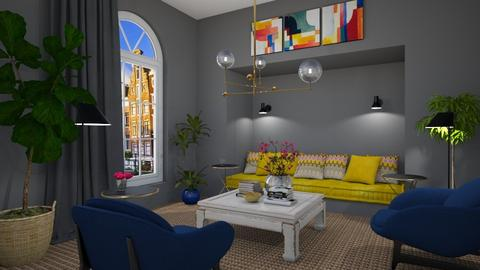 MoFA Lounge - by 3rdfloor