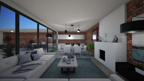 LRoomSpace - Living room - by Nard8A