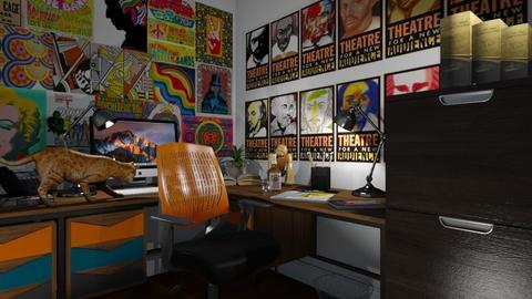 Graphic Designer Studio - by Valentinapenta
