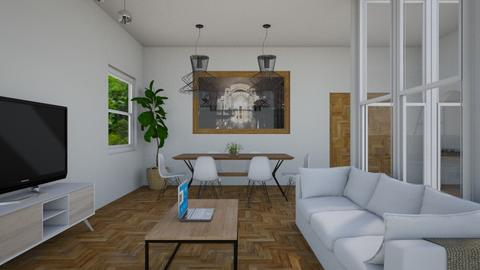new - Modern - Living room - by penelopy