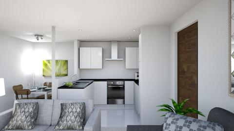 King Charles Court Kitche - Kitchen - by CAD Service UK