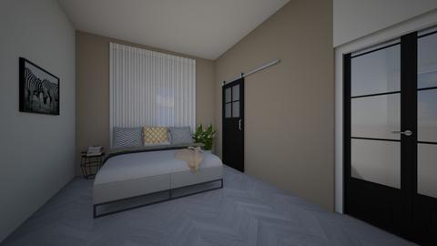 3 rooms - by oshratdaniel
