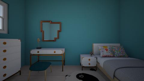 T21 - Bedroom - by GeGe Kanthip