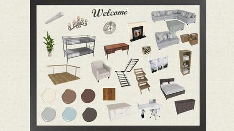 Dream Home Start - by daniellepod